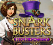 Free Snark Busters: High Society Mac Game