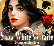 Free Snow White Solitaire: Charmed kingdom Mac Game