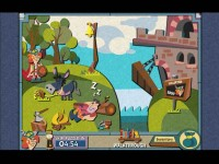 Solitaire Adventures of Valentin The Valiant Viking for Mac Games screenshot 3