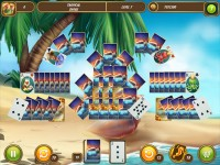 Solitaire Beach Season: A Vacation Time for Mac Download screenshot 2