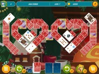 Free Solitaire Christmas Match 2 Cards Mac Game Download