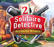 Free Solitaire Detective 2: Accidental Witness Mac Game