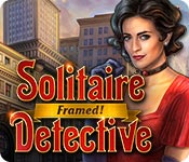Free Solitaire Detective: Framed Mac Game