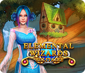 Free Solitaire: Elemental Wizards Mac Game