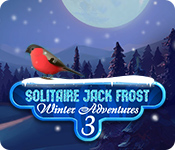Free Solitaire Jack Frost: Winter Adventures 3 Mac Game