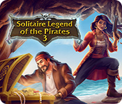 Free Solitaire Legend Of The Pirates 3 Mac Game