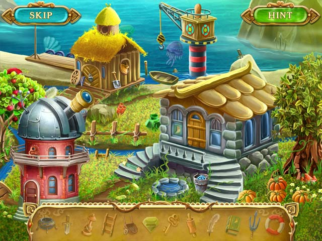 Spellarium 3 Mac Game screenshot 2