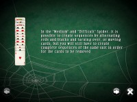 Free SpiderMania Solitaire Mac Game Download