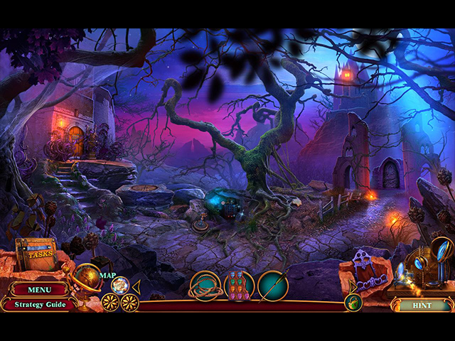 Spirit Legends: Solar Eclipse Collector's Edition Mac Game screenshot 1