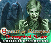 Free Spirit of Revenge: Unrecognized Master Collector's Edition Mac Game