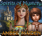 Free Spirits of Mystery: Amber Maiden Mac Game