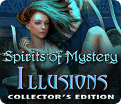 Free Spirits of Mystery: Illusions Collector's Edition Mac Game