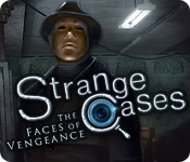 Free Strange Cases: The Faces of Vengeance Mac Game