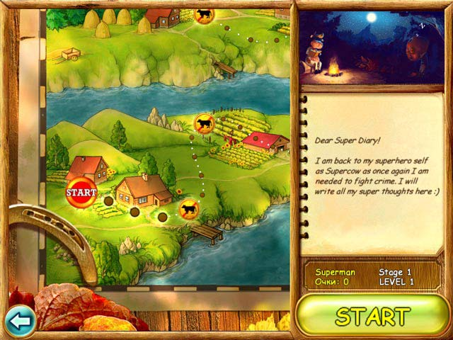 Supercow Mac Game screenshot 2