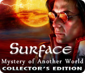Free Surface: Mystery of Another World Collector's Edition Mac Game