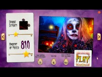 Free Sweet Holiday Jigsaws: Halloween Night Mac Game Download