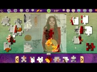 Free Sweet Holiday Jigsaws: Halloween Night Mac Game Free
