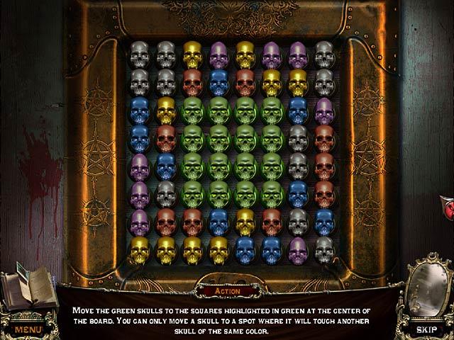 Tales of Terror: Crimson Dawn Mac Game screenshot 3