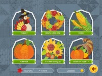 Free Thanksgiving Day Mosaic Mac Game Free