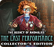 Free The Agency of Anomalies: The Last Performance Collector's Edition Mac Game