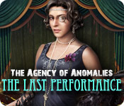 Free The Agency of Anomalies: The Last Performance Mac Game