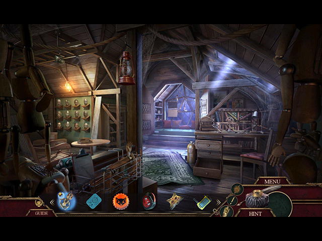 The Andersen Accounts: The Price of a Life Collector's Edition Mac Game screenshot 1