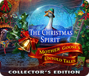 Free The Christmas Spirit: Mother Goose's Untold Tales Collector's Edition Mac Game