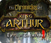 Free The Chronicles of King Arthur: Episode 1: Excalibur Mac Game
