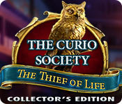 Free The Curio Society: The Thief of Life Collector's Edition Mac Game