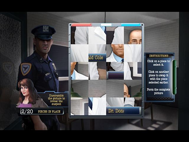 The Deceptive Daggers: Solitaire Murder Mystery Mac Game screenshot 3
