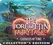 Free The Forgotten Fairy Tales: Canvases of Time Collector's Edition Mac Game