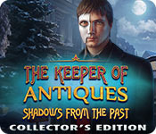 Free The Keeper of Antiques: Shadows From the Past Collector's Edition Mac Game