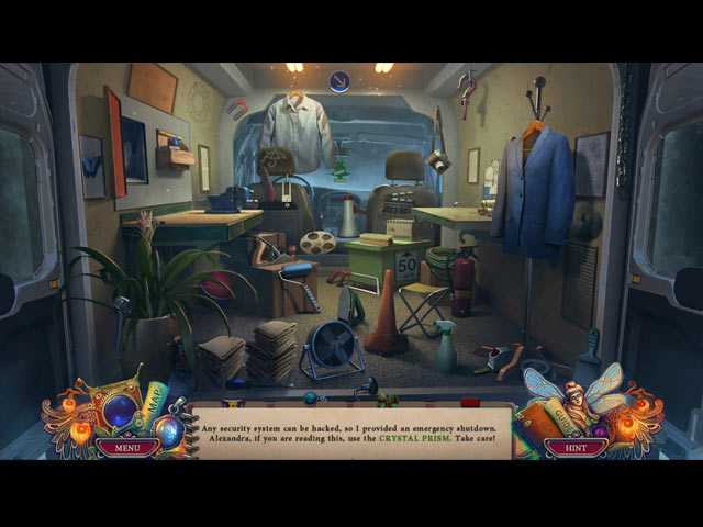 The Keeper of Antiques: Shadows From the Past Collector's Edition Mac Game screenshot 2