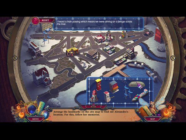 The Keeper of Antiques: Shadows From the Past Collector's Edition Mac Game screenshot 3