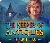 Free The Keeper of Antiques: The Last Will Mac Game