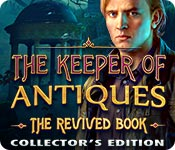 Free The Keeper of Antiques: The Revived Book Collector's Edition Mac Game