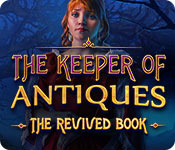 Free The Keeper of Antiques: The Revived Book Mac Game