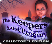 Free The Keepers: Lost Progeny Collector's Edition Mac Game