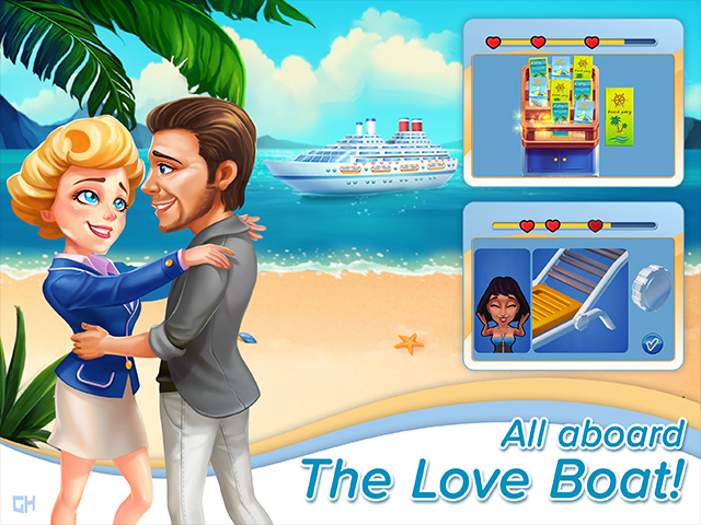 The Love Boat: Second Chances Collector's Edition Mac Game screenshot 1