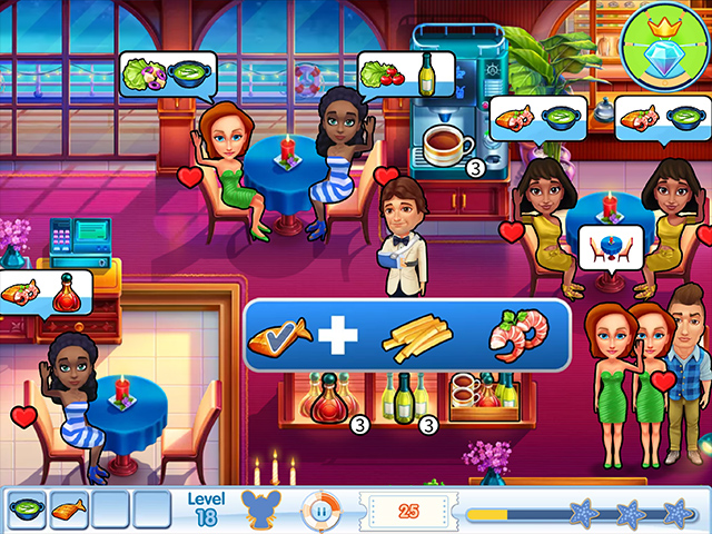 The Love Boat: Second Chances Collector's Edition Mac Game screenshot 3