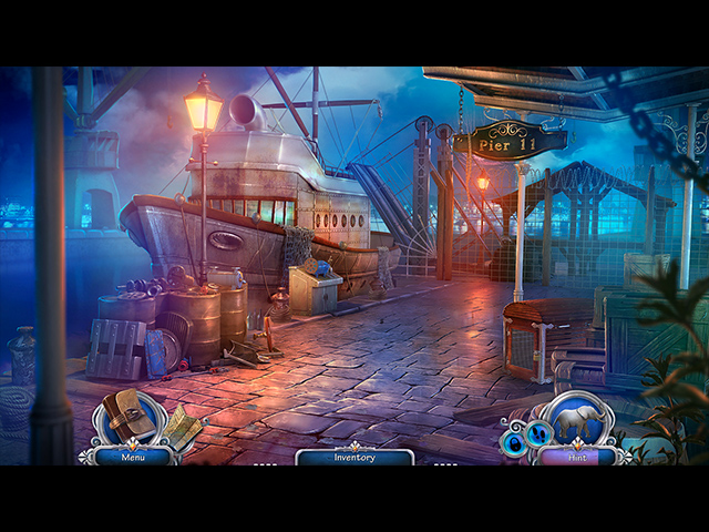 The Man with the Ivory Cane Mac Game screenshot 3