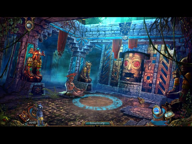 The Secret Order: Beyond Time Mac Game screenshot 3