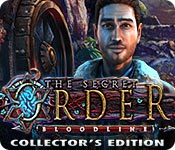 Free The Secret Order: Bloodline Collector's Edition Mac Game