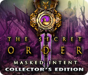 Free The Secret Order: Masked Intent Collector's Edition Mac Game