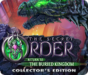 Free The Secret Order: Return to the Buried Kingdom Collector's Edition Mac Game