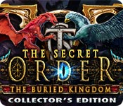 Free The Secret Order: The Buried Kingdom Collector's Edition Mac Game