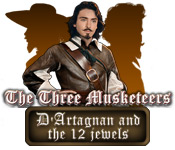 Free The Three Musketeers: D'Artagnan and the 12 Jewels Mac Game