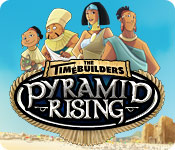 Free The Timebuilders: Pyramid Rising Mac Game