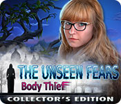 Free The Unseen Fears: Body Thief Collector's Edition Mac Game