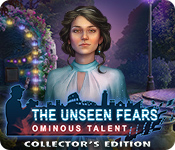Free The Unseen Fears: Ominous Talent Collector's Edition Mac Game